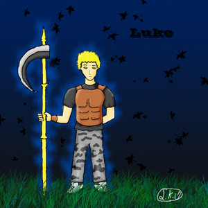 chrono luke percy jackson