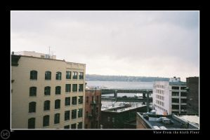 View from the 6ixth Floor -01 by xerro