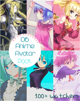 Avatar pack #3 by DonaGreyback