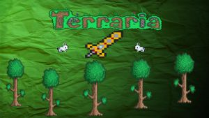 Terraria by Fireandflames23