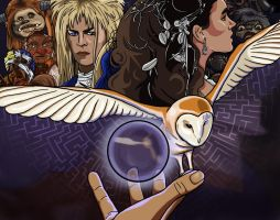 Labyrinth - As the World Falls Down by SoStache