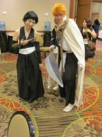 Animefest '13 - Bleach 1 by TexConChaser