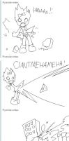 Cuntmehameha by unauthoredhoax