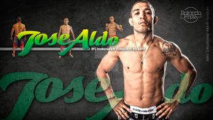 Jose Aldo Jr by Rolando-Pride