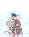 HQ : Spring Rain for 0w0b by Lo-wah