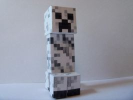 Creeper figure by Dylanhutch