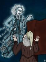 The Ghost of Jacob Marley by Edward-Morte