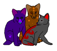 Fox  - point adoptables by Harry-Potter-Addict