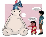 lilo and stitch/ bh6 by sibandit