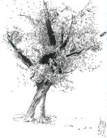 Ecstatic Tree by carottomachine