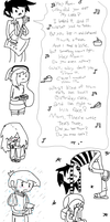 Marshall lee's fry song by SpazzyMouseGirl