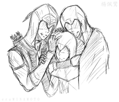__AC: grouphug__ by xCheckmate