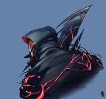 prototype 2 headwap colored by CRISTIAN-SANTOS