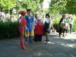 Drawn Together Cosplay Group 3 by Eric--Cartman