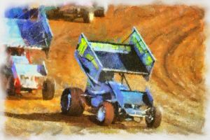 Lernerville Speedway Sarver, PA. by photoman356