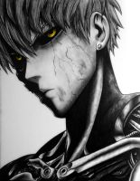 Genos - One Punch Man by Names76