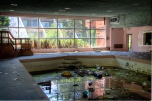 PennHills Indoor Pool by margatt