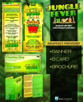 JUNGLE FEVER GRAPHICS BY P42 DESIGNS by P42-DZI9Z
