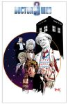 Doctor Who Classics 4 cover by RobertHack