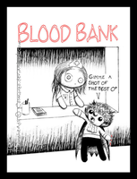 The Melonheads: Blood Bank by cosmoreo