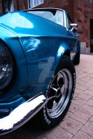 Ford Mustang 4 by Sr-Manolo