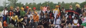 Japan Festival Cosplay Contest by Idontevencosplay
