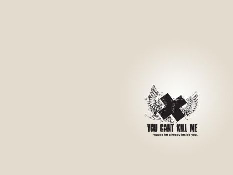 You cant kill me by alvito