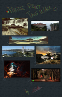 _mattepaint tag wall by ElSohnSchon