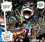 Impel Down break out by PlaneswalkerLX