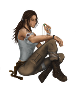 Lara by coidragon