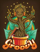 Groot by TrulyEpic