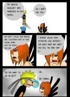 Naruto chapter 447 parody by KenshinTehChibi