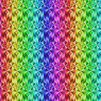 Prismatic Kaleidoscope Pattern by Humble-Novice