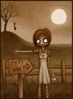 Which Way? by gothic-anomie