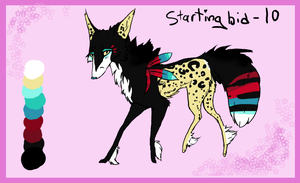 Bid creature by sugarcakes-adopts