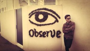 OBSERVE by Super-Arthur