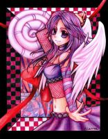 : Candy Angel : by F-AYN-T