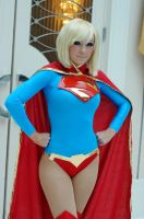 Supergirl - 1 by popecerebus