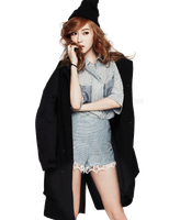 SNSD - Jessica Png by thisisdahlia