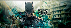 The Dark Knight by Shizomaru-Kun