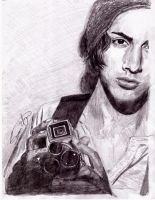 Avan Jogia Drawing by sassyish
