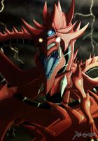 Slifer The Sky Dragon by Yaoi-N0-Marik