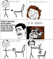 rage comics 2 by 3000-fancazzista