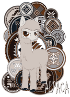 My Little Alpaca by JcosNeverExisted