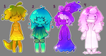 Humanoid BLOB Adopts [Closed] by Wafkie