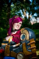 Vi, stand for violence by ChrixDesign