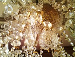 Inside The Chandelier by NathalieJayne