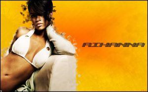 Rihanna 4 by flo861