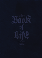 Will The Book Of Life Bear Your Name by Ozai-Fanatic