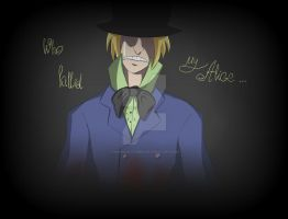 Mad Hatter by myHoneyPaper